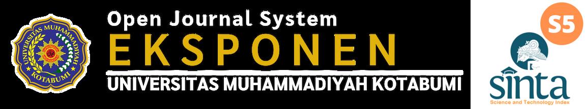 Logo OJS Eksponen