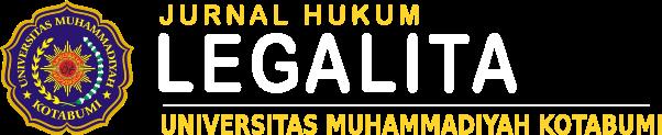Logo OJS Legalita